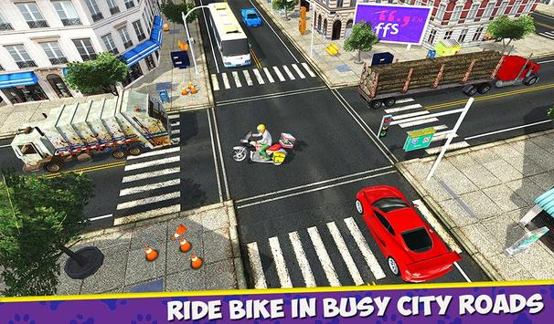 City Bike Pet Animal Transport apk screenshot