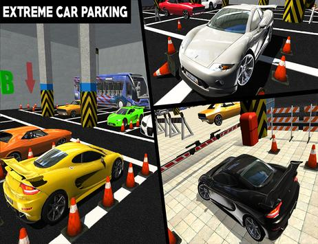Multi-Storey Car Parking 2017 apk screenshot