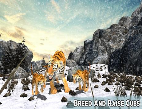 Snow Tiger Wild Life Adventure screenshot 3