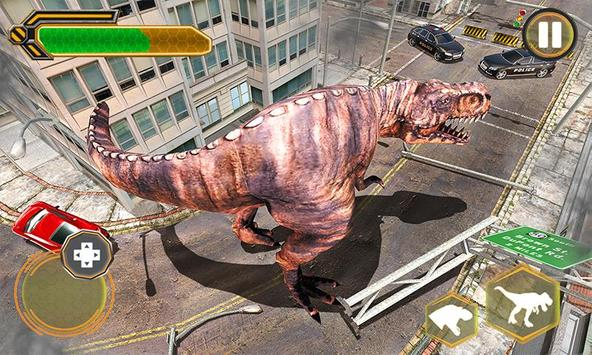 Superhero Robot vs Dino: Incredible Monster Battle screenshot 4