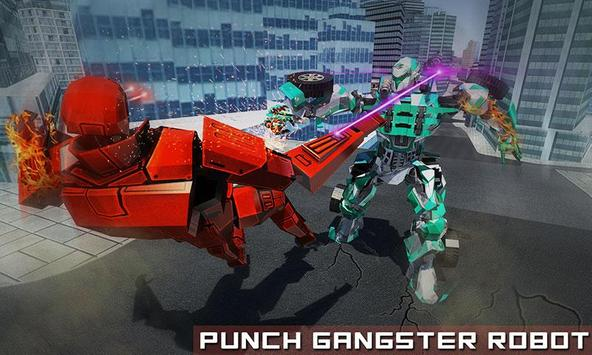 Superhero Robot Epic Battle 3D poster