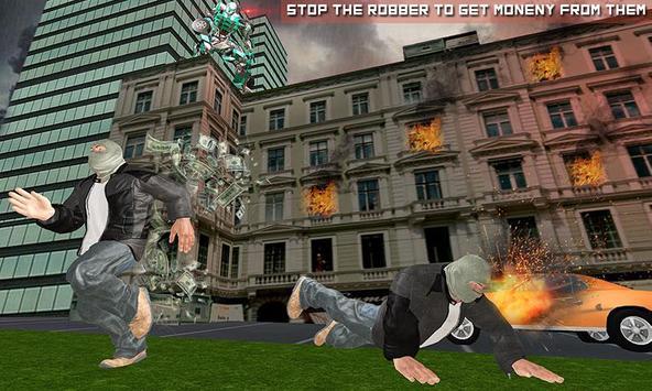 Superhero Robot Epic Battle 3D apk screenshot