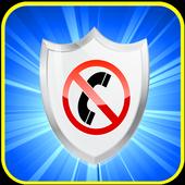 безопасный блокировка вызова иконка
