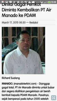Manado News screenshot 3