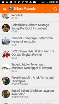 Manado News screenshot 4