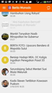 Manado News screenshot 5