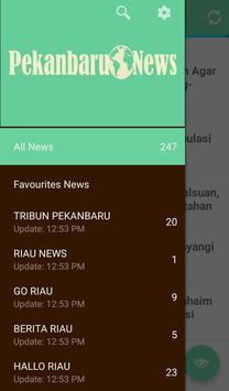 Pekanbaru News screenshot 1
