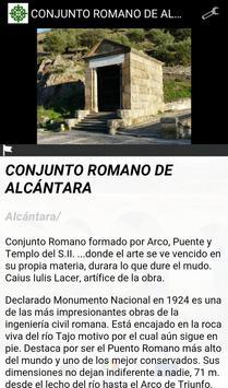 Turismo de Alcántara screenshot 4