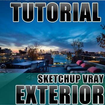 Sketchup Vray Exterior Tutorial apk screenshot