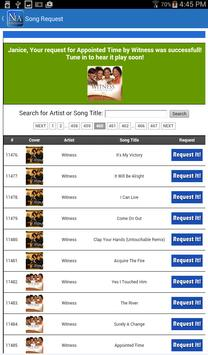 WNIA Gospel Radio On The Go screenshot 13