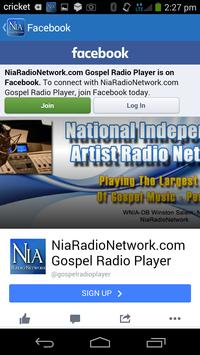 WNIA Gospel Radio On The Go screenshot 7
