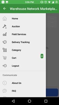 Warehouse Network Marketplace screenshot 3