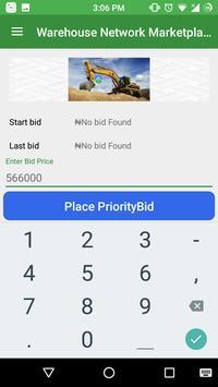 Warehouse Network Marketplace screenshot 2