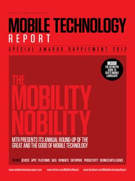 Mobile Technology Report poster
