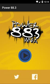 Power 88.3 screenshot 1