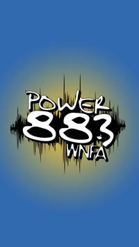 Power 88.3 poster