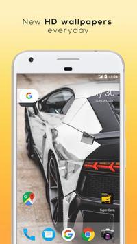 Super Cars Wallpapers And Backgrounds screenshot 2