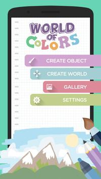 World of Colors poster