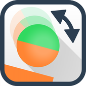 Wobbly Ball: Color Match Game icon