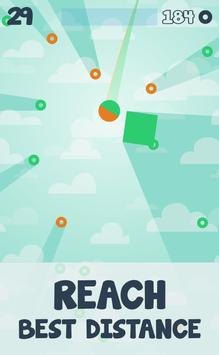 Wobbly Ball: Color Match Game poster