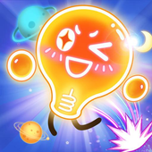 Jumping Bulb icon