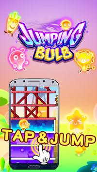 Jumping Bulb poster