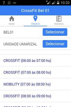 CrossFit Bel01 - Aluno screenshot 3