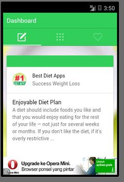 Best Diet Weight Loss App  #1 poster