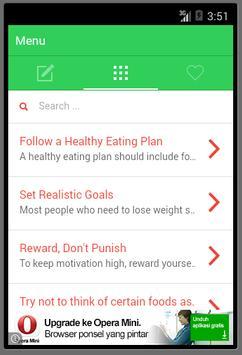 Best Diet Weight Loss App  #1 apk screenshot