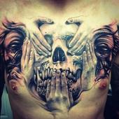 (New) Tattoos 3D Design icon