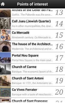 Old Quarter - Valls apk screenshot