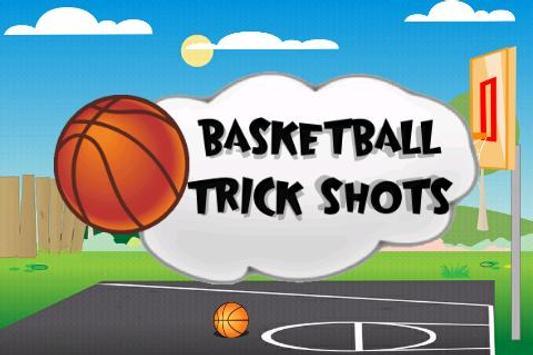Basketball Trick Shots Lite poster