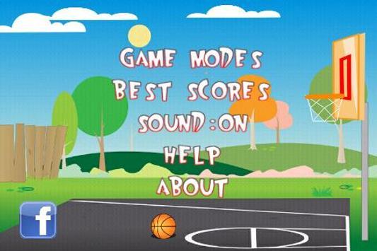 Basketball Trick Shots Lite apk screenshot