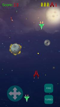 Space Fighter screenshot 2