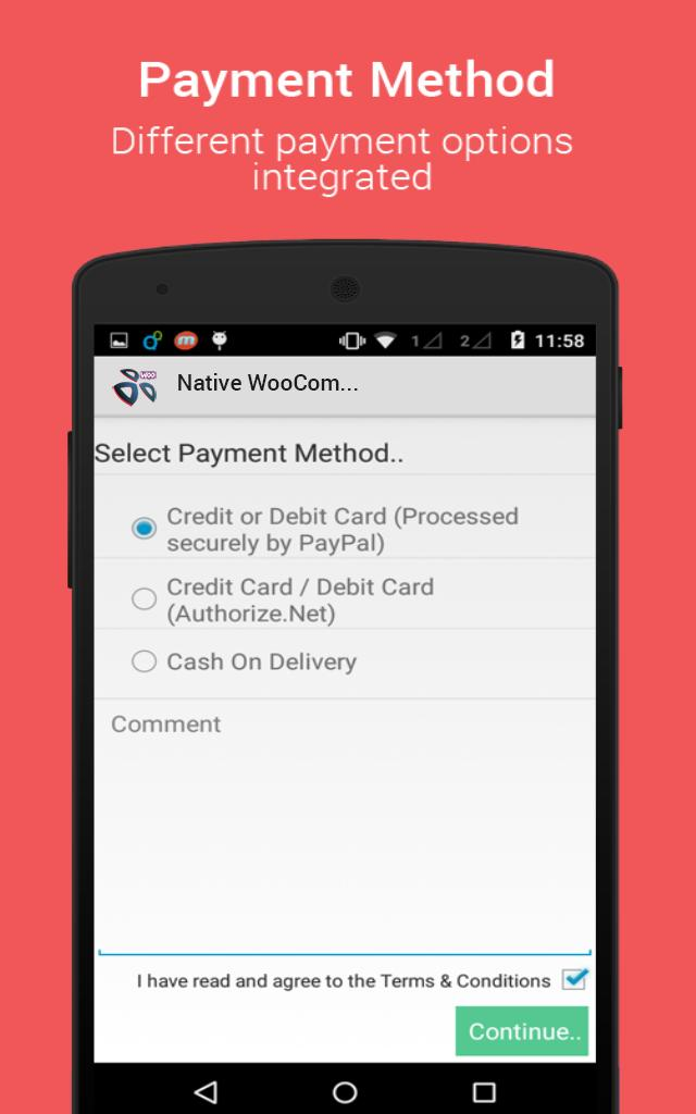 Native WooCommerce App for Android - APK Download