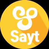 Sayt(세잇)-여행경비기반 여행정리(경비/사진/기록) icon
