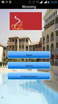 WOONING apk screenshot