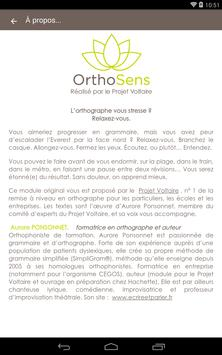 OrthoSens screenshot 8