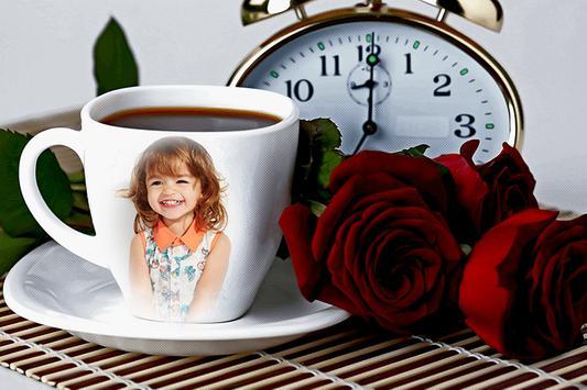 Coffee Frames Photo Editor screenshot 4