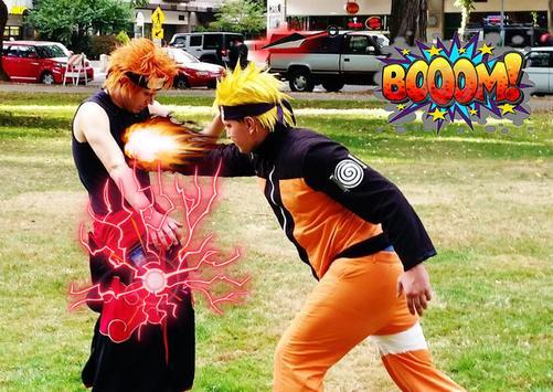 Ninja Rasengan Photo Emoji screenshot 10