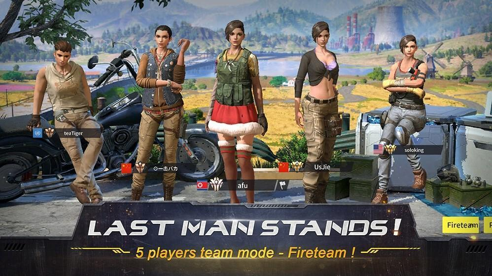 Rules Of Survival Wallpaper For Android Apk Download
