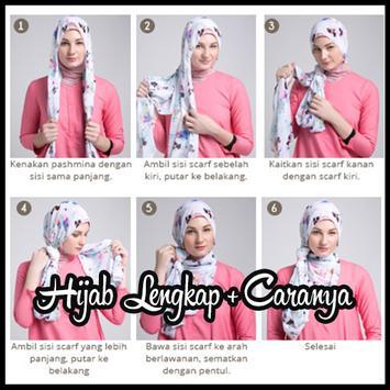 Tutorial Hijab Lengkap Dengan Caranya poster