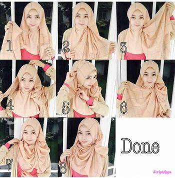 Tutorial Hijab Lengkap Dengan Caranya screenshot 2