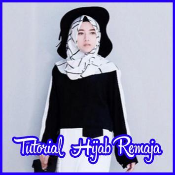 Tutorial Hijab Terbaru Untuk Remaja poster