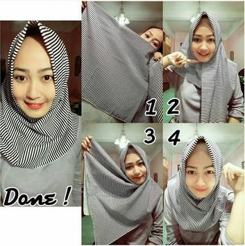 Tutorial Hijab Terbaru Anak Muda screenshot 1