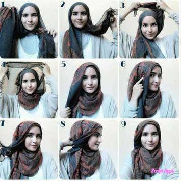 Tutorial Hijab Terbaru Anak Muda screenshot 3