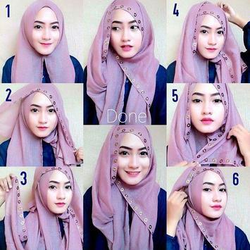 Tutorial Hijab Trend & Elegant screenshot 1
