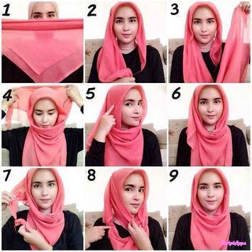 Tutorial Hijab Trend & Elegant screenshot 2