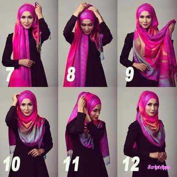 Tutorial Hijab Trend & Elegant screenshot 3