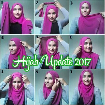 Tutorial Hijab Update 2017 Terbaru poster